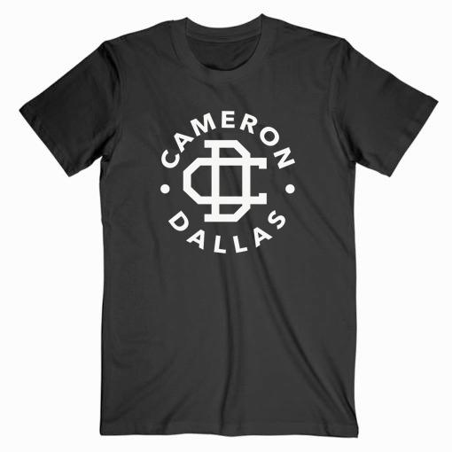 Cameron Dallas Logo Tshirt