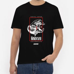 Roninsutairu-T-Shirt-For-Women-And-Men-S-3XL