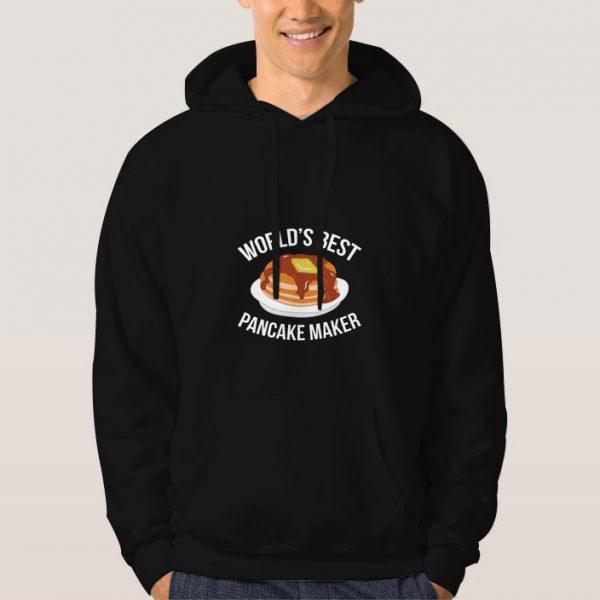 World's-Best-Pancake-Maker-Hoodie-Unisex-Adult-Size-S-3XL
